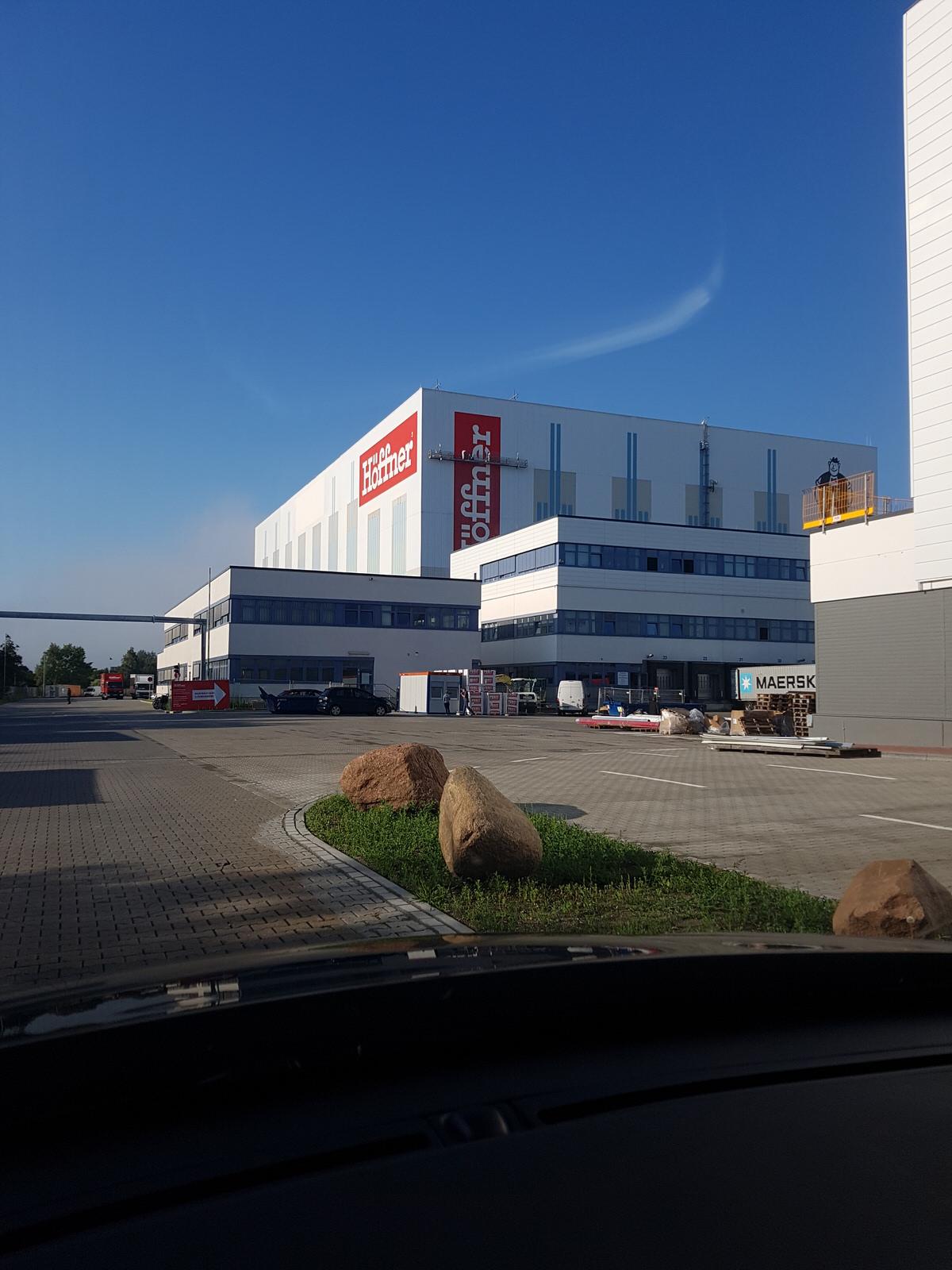 Möbel Höffner, 06237 Leuna-Günthersdorf - HRG Cladding GmbH